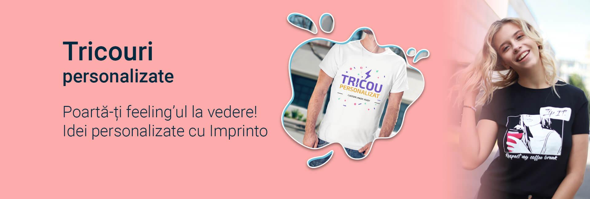 Banner Tricou