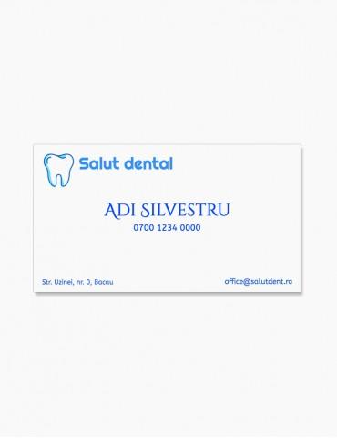 Carti de Vizita 100 buc. - Model Doctor Dentist