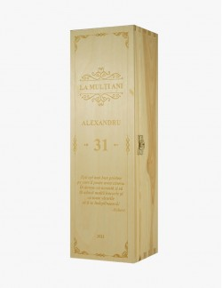 Cutie de Vin Personalizată