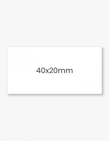 Set Etichete 40x20mm