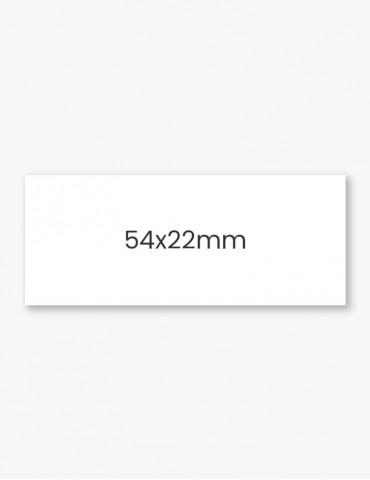 Set Etichete 54x22mm