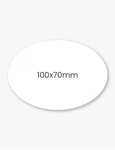 Set Etichete Ovale 100x70mm
