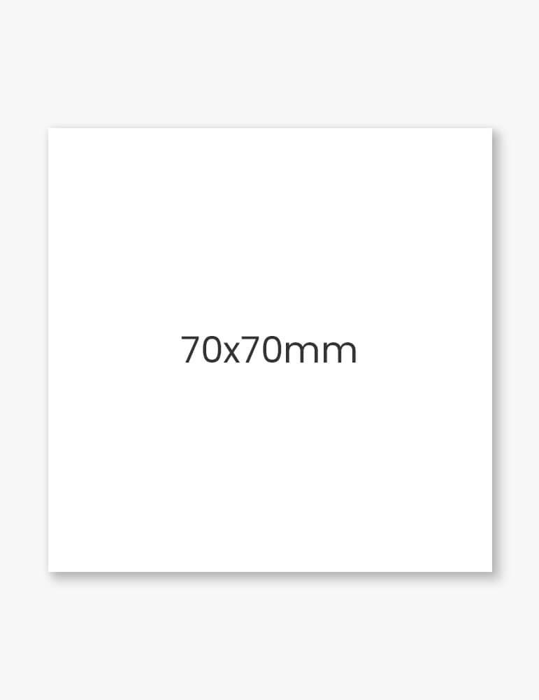 Set Etichete 70x70mm