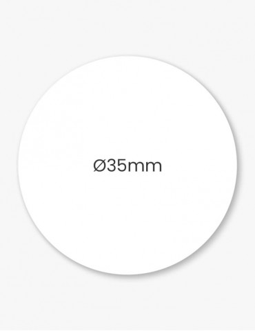 Set Etichete Rotunde Ø35mm