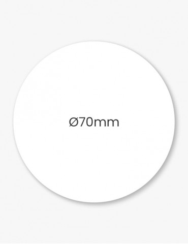 Set Etichete Rotunde Ø70mm
