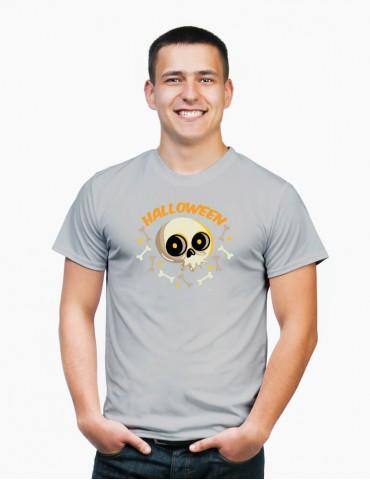 Craniu - Tricou Bărbat Halloween