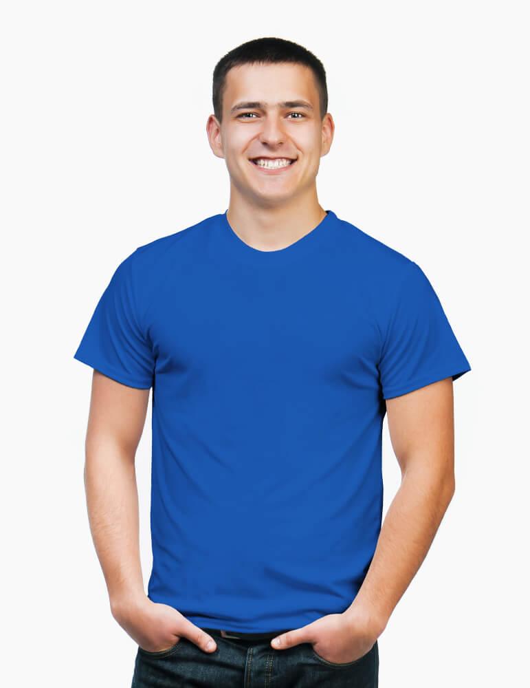 Tricou personalizat barbat - colorat, cu livrare rapida in toata Romania   Imprinto