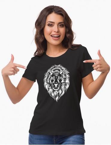 LEU - Tricou personalizat dama cu model